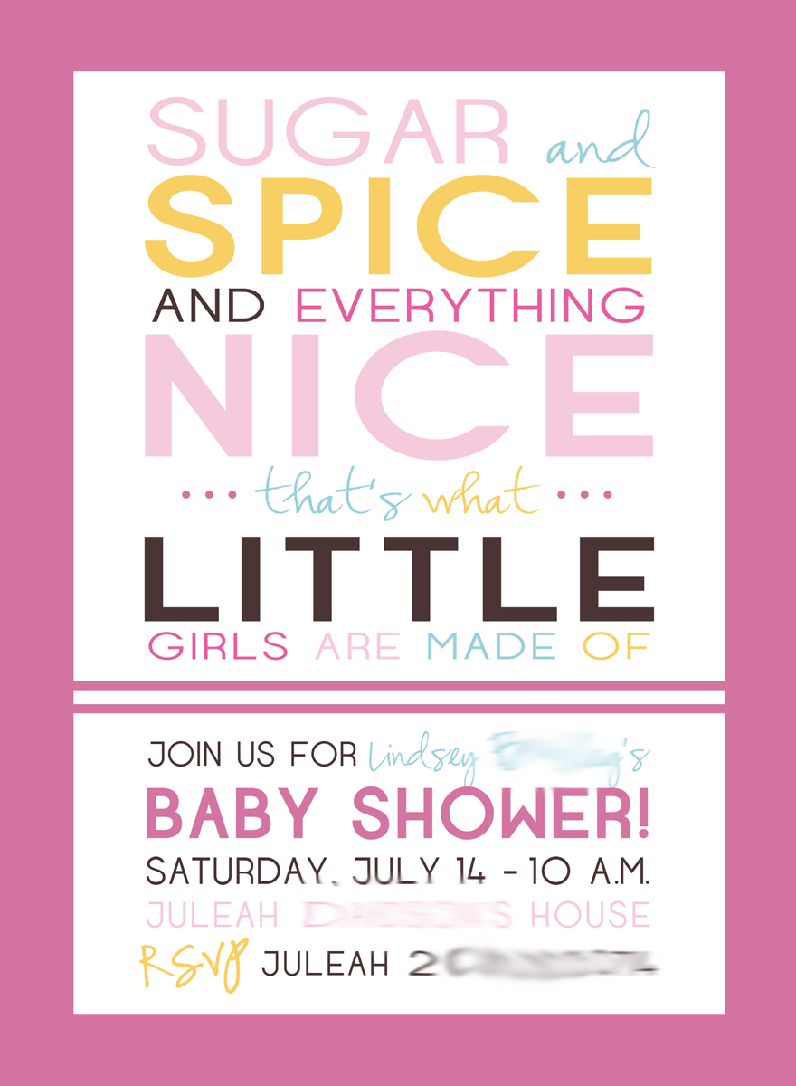 Posted ...  How To Word Baby Shower Invitations