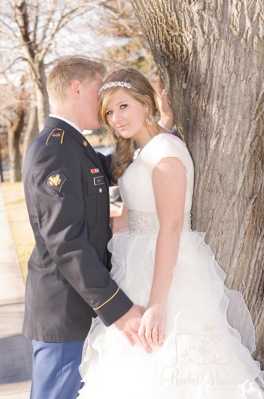 Alex + Mitch Idaho Falls LDS Temple Wedding   Idaho Wedding Photographer