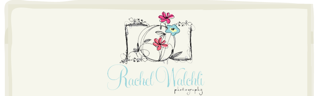 Rachel Walchli Photography logo